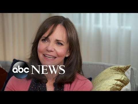 Sally Field reflects on her past in new memoir, 'In Pieces'