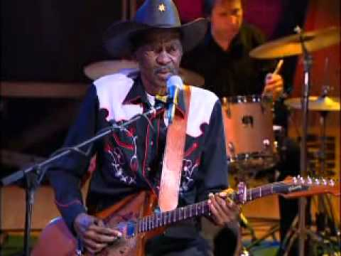"A Master Class with Clarence ""Gatemouth"" Brown, Part 1: Concert"
