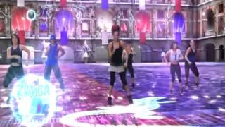 Zumba Fitness World Party Bailando Por Ahi