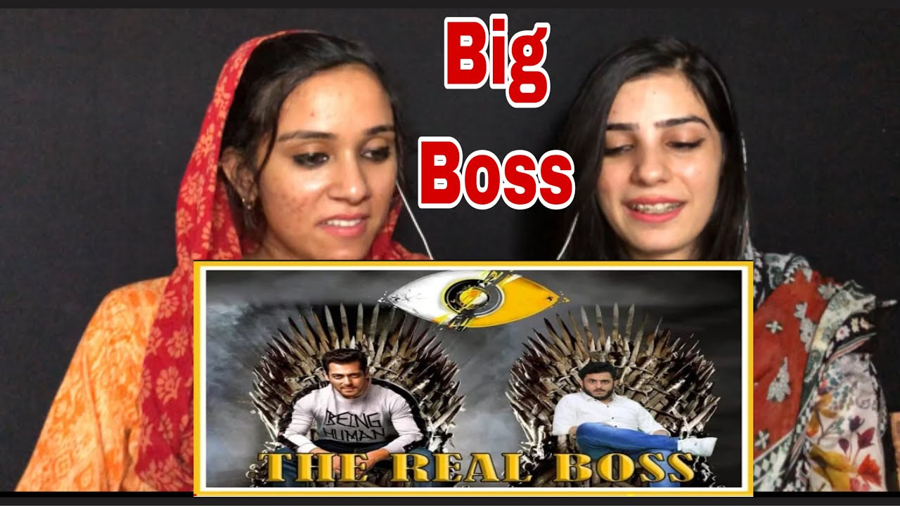CARRYMINATI | BIG BOSS | PART 1 | Pakistani Reaction | Magisco Reactions
