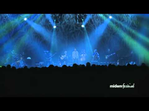 """Imany, """"Where have you been"""": live at midem festival 2012"""