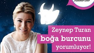Zeynep Turan'dan Haziran Ayı Boğa Burcu Yorumu