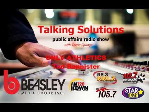 Talking Solutions with UNLV Athletics