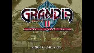 Grandia II Anniversary Edition - 60FPS Patch 1.03 gameplay