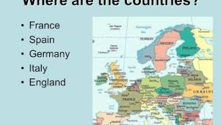 Конспект урока по английскому языку в 5 классе «Мир вокруг нас»