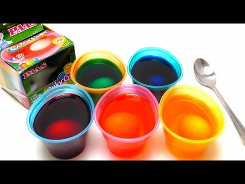 PAAS Easter Egg DIY Coloring with Paas Color Cups