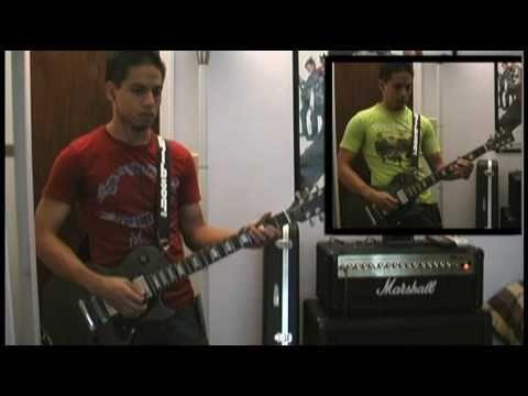 Weezer - O Girlfriend lead & rhythm guitar cover