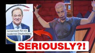 Michael Mittermeier & das beschissenste Wahlplakat ever!