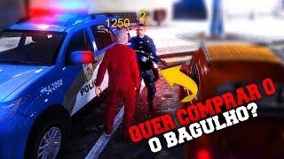 OFERECENDO DORGAS PRA POLICIA - GTA RP (ROLEPLAY)