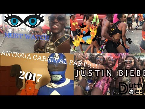 DuttyDoes: ANTIGUA CARNIVAL + HOLIDAY 2017- PART 2 (CARIBBEAN VIRGIN )