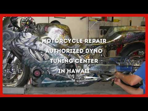 Motorcycle Mechanic | RevTek Speed Tuning | Honolulu Hawaii