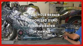 #1 Motorcycle Repair Dyno Tuning Center in Hawaii