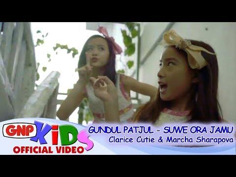 Gundul Patjul & Suwe Ora Jamu - Clarice Cutie & Marcha Sharapova (Lagu Anak Indonesia)