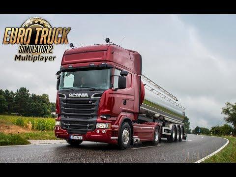 Euro Truck Simulator 2 Live ITA La Scorta mi Abbandona
