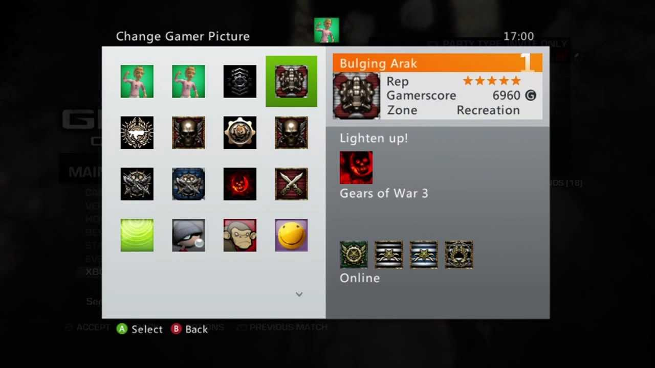 New Gamer Pictures 5 24 2012 Gow3 Gamer Picture Pack Guide Hd Youtube