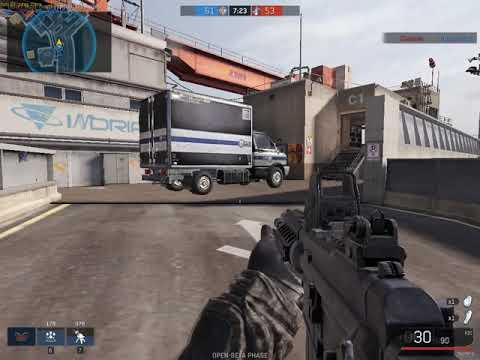 Ironsight Short Gameplay On Gt 710