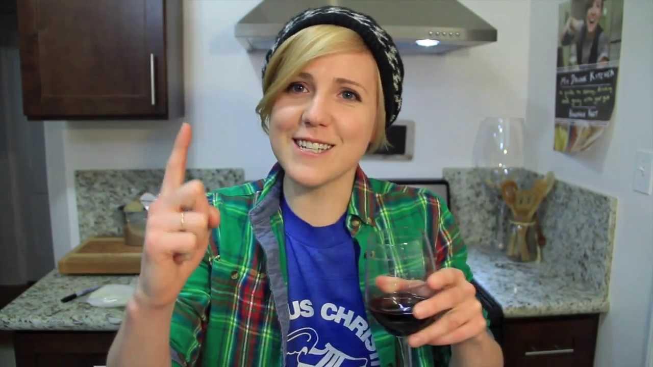 My Drunk Kitchen: Drunk in the Kitchen - YouTube