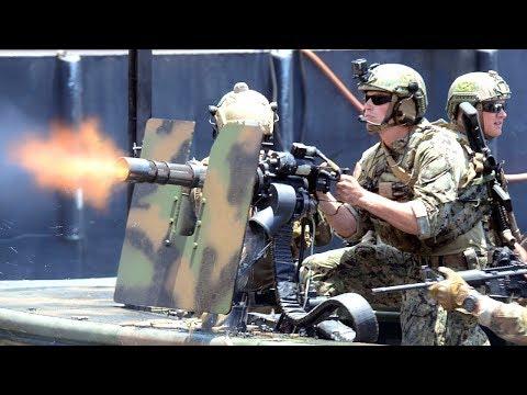 WOW! US Navy Special Warfare Combatant-craft Crewmen • SWCC