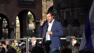 Israele, Letta e Salvini uniti nella solidarietà: il segretario Dem applaude il leader leghista