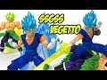 Dragon Ball Stop Motion - Figure-rise Standard Super Saiyan God Super Saiyan Vegetto Speed Build