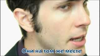 Tobuscus THE SIDEBURNS SONG rus sub перевод