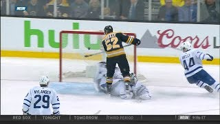 Bruins-Leafs Game 1 Highlights 4/12/18
