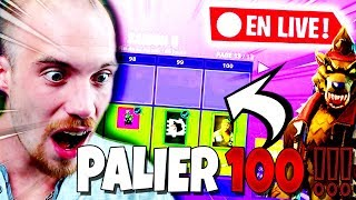 💥 LIVE FORTNITE 🇫🇷 - NEW SKIN COT-COT!!! FINALLY TIER 100 !!! 😎 [PC-FR]