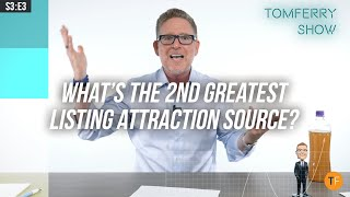 Economic Darwinism: SURVIVE with the 2nd Greatest Listing Attraction Source | #TomFerryShow S3:E3