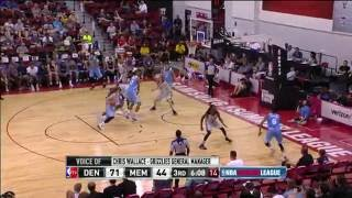 Jimmer Fredette Lights it Up in Summer League Day 2!