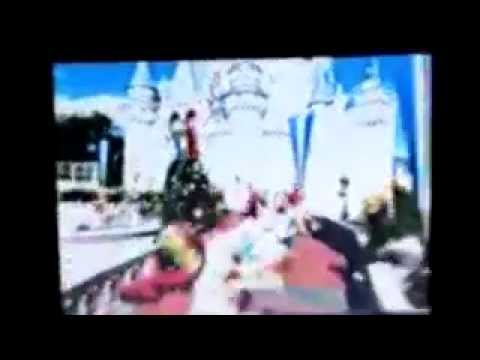 BEST Disney Christmas Day Parade Opening EVER!!!! - YouTube