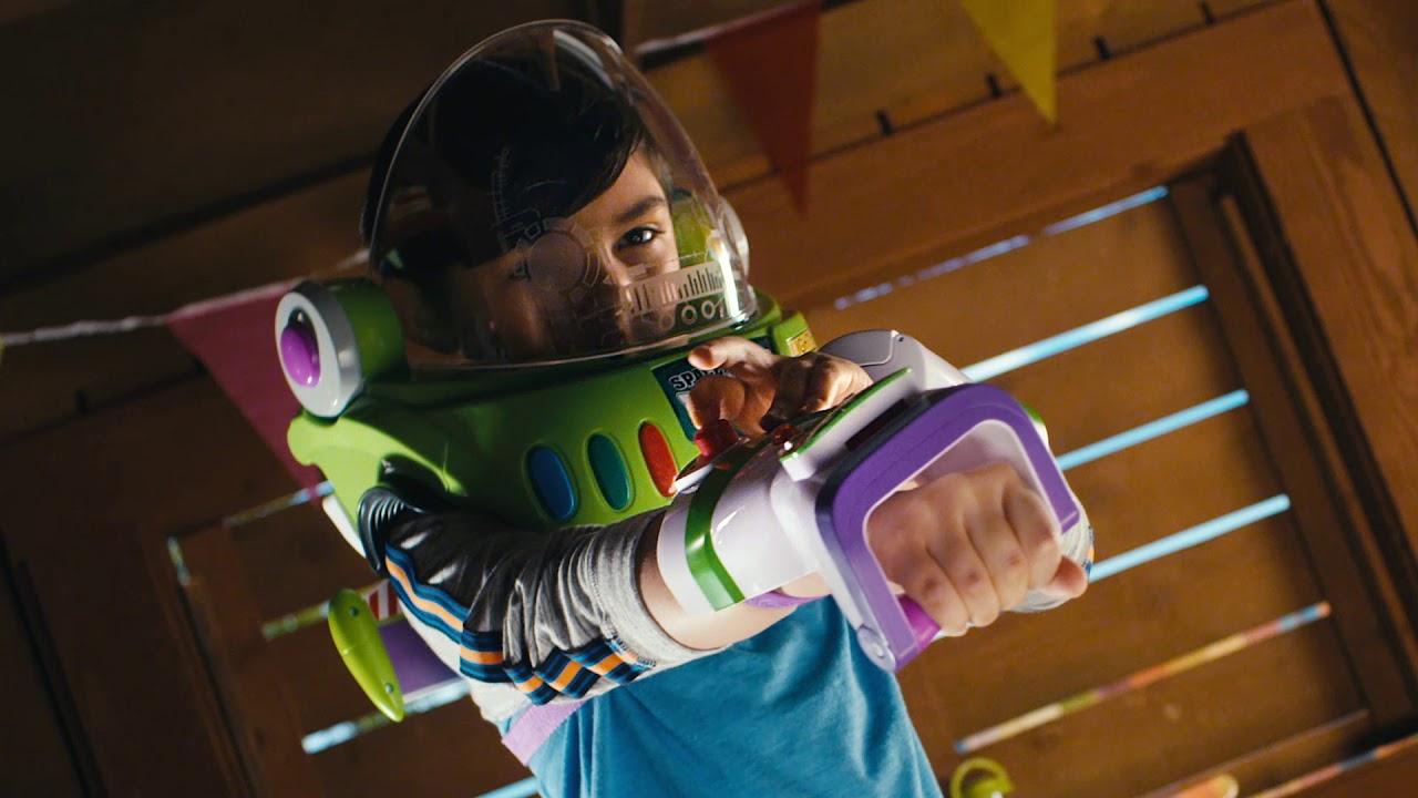 Disney Pixar Toy Story 4 Buzz Lightyear World of Role Play | Mattel UK