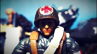 WW2 Call of Duty(A Mega Bloks Stopmotion Animation)