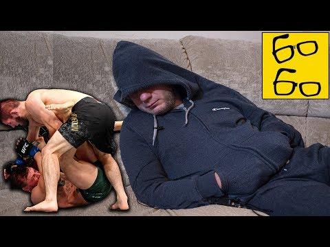 Смотрим UFC 229 со Шталем — Хабиб против Конора и драка после боя! Реакция на бой Хабиба и Конора