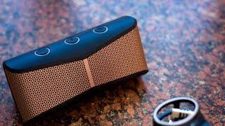 Logitech X300 Bluetooth Speaker - Sound Test