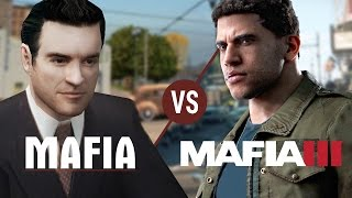 Mafia 3 vs Mafia 1 (Best AI ever, Comparison of mafia 3 and mafia 1)