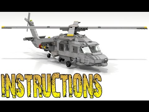 How to Build SH-60 Seahawk