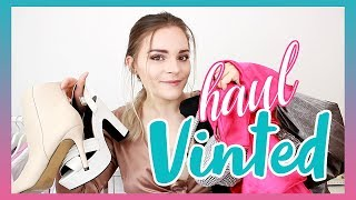 ENORME TRY ON HAUL VINTED !