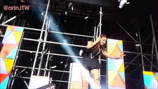 musicbank jakarta-indonesia fancam full artist
