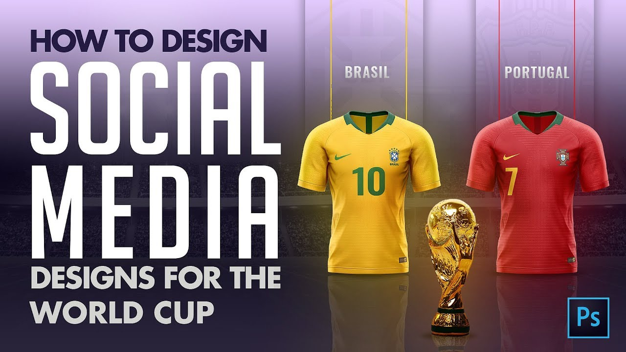 e738c182 How to design social media posts for the world cup by Sports Templates