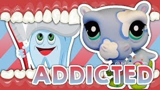 LPS: Addicted to Toothpaste Movie! (My Strange Addiction: Full Episode)