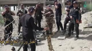 جهاز مكافحة الارهاب يستعيد حي الشرطة شمالي المدينة بشكل كامل #قناة_الفلوجة