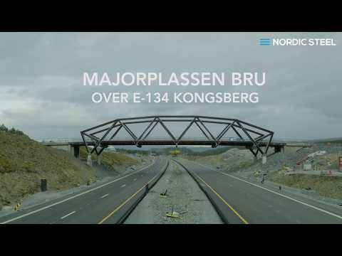 Majorplassen Bru - Nordic Steel Group