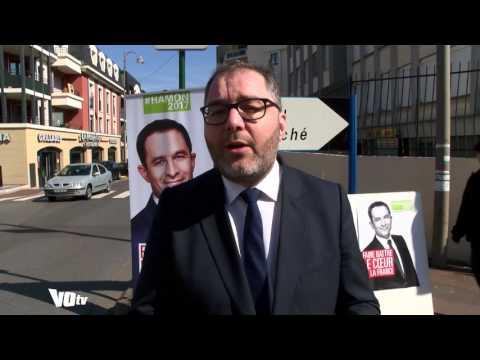 ITW Rachid Temal mobilisation présidentielle Val d'Oise