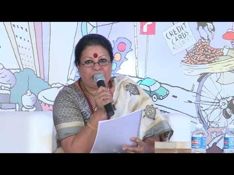 Verse and Ways. Poetry Through Times | Prathibha Nandakumar and Vivek Shanbhag in conversation