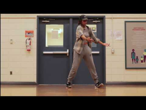 Don't Ever Leave Me -K Young Choreography/Freestyle - Abriana McKinney