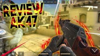 STANDOFF 2 NOVA ATUALIZAÇÃO - REVIEW DA AK47 AKR