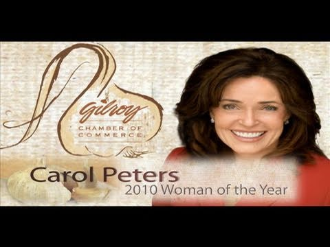 Gilroy Chamber of Commerce 2010 Spice of Life Woman of the Year.mov