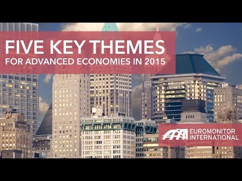 Five Key Themes for Advanced Economies in 2015