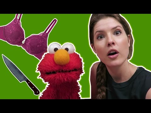 EXPOSED! THE TRUTH ABOUT ELMO...   Amanda Cerny