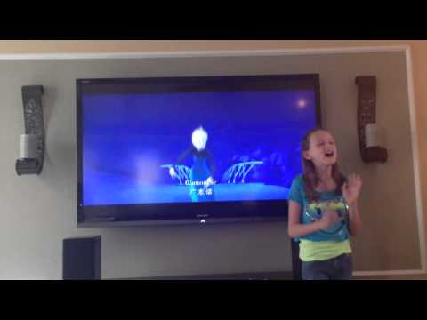 """Let It Go"" in 25 languages sung by 9 year old Lexi Penick"